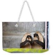 Shoe Weekender Tote Bag