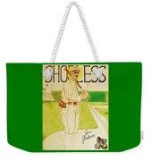 Shoeless Joe Jackson Weekender Tote Bag