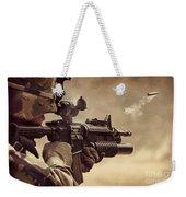 Shooter Weekender Tote Bag