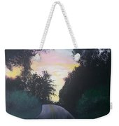 Shootin Creek Sunrise Weekender Tote Bag