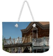 Shooting Gallery Weekender Tote Bag