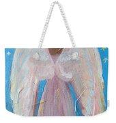 Shooting Star Angel Weekender Tote Bag
