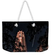 Shooting Star Weekender Tote Bag
