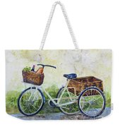 Shopping Day In Lucca Italy Weekender Tote Bag