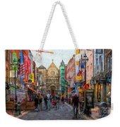 Shopping In Dublin Weekender Tote Bag