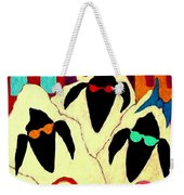 Shopping Sheep Divas Weekender Tote Bag