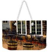 Shore Cafe Weekender Tote Bag