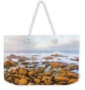 Shore Calm Morning Weekender Tote Bag