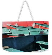 Shore Duty Weekender Tote Bag