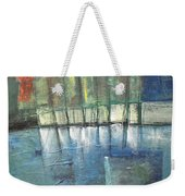 Shoreline Reflections Weekender Tote Bag