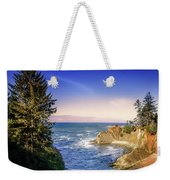 Shores Acres Cove Weekender Tote Bag