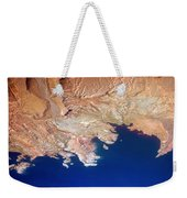 Shores Of Lake Mead Planet Art Weekender Tote Bag