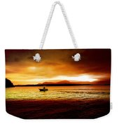 Shores Of The Soul Weekender Tote Bag