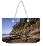 Short Sands Waterfall Weekender Tote Bag