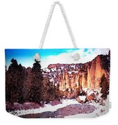 Shoshoni River Canyon Weekender Tote Bag