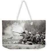 Shots Fired Civil War Weekender Tote Bag