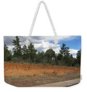 Show Low Pine Trees Weekender Tote Bag