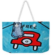 Show Me The Money Weekender Tote Bag