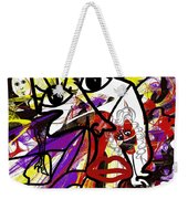 Show Must Go On Weekender Tote Bag