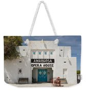 Show Tonight Amargosa Opera House Weekender Tote Bag