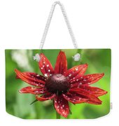 Shower Flower Weekender Tote Bag