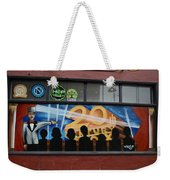 Showtime 2 Weekender Tote Bag