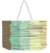 Shreds Of Color 2 Weekender Tote Bag