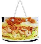 Shrimp Po-boy Weekender Tote Bag