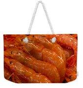 Shrimps Weekender Tote Bag