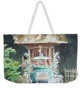 Shrine Weekender Tote Bag