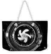 Shutters Vortex Weekender Tote Bag