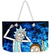 Shwiftyness Level Over 9000 Weekender Tote Bag