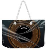 Shy Away Weekender Tote Bag