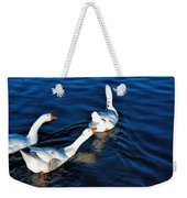 Shy But Lovely Weekender Tote Bag