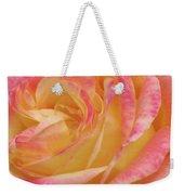 Shy Yellow Rose Weekender Tote Bag