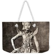 Siam: Dancer, C1870 Weekender Tote Bag