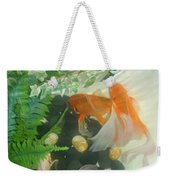Siamese Fighting Fish 2 Weekender Tote Bag