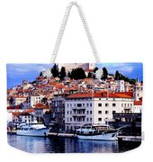Sibenik Waterfront Weekender Tote Bag