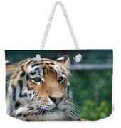 Siberian Tiger 2 Weekender Tote Bag