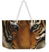 Siberian Tiger I Weekender Tote Bag