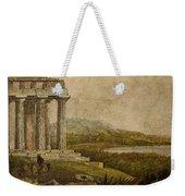 Sicilian Scenery 1823 Weekender Tote Bag