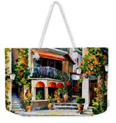 Sicily - Spring Morning Weekender Tote Bag
