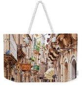 Sicily Weekender Tote Bag