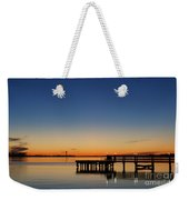 Calmer Waters Weekender Tote Bag