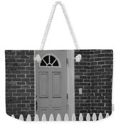 Side Door Weekender Tote Bag