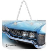 Side-lighting Buick Weekender Tote Bag