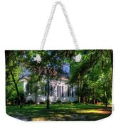 Side Of A Small Church Weekender Tote Bag