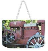 Side Of Mccormic Deering Tractor   # Weekender Tote Bag