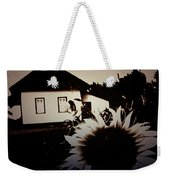 Side Of The Sun Weekender Tote Bag by Jerry Cordeiro