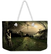 Side Road Motel Weekender Tote Bag